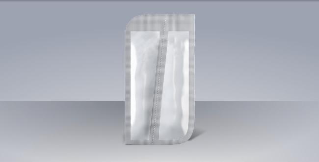 foto doppia busta a quattro lati con perforazione e contorno